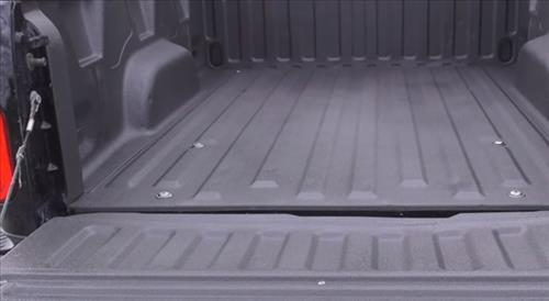 How To Spray On Bed Liner Into a Truck Bed DIY 12