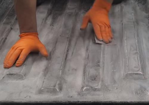 How To Spray On Bed Liner Into a Truck Bed DIY 3