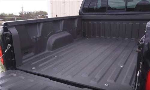 Spray On Bedliner >> How To Spray On Bed Liner Into A Truck Bed Diy