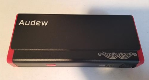 Review Audew Portable Emergency Vehicle Power Bank Battery Jump Starter TOP