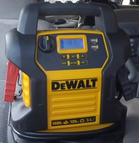 Portable Car Battery Jump Starter Reviews 2019 Dewalt