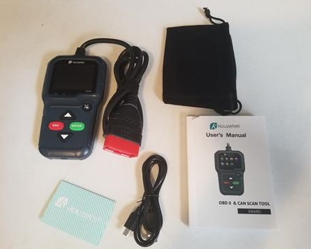 Review KW680 OBDII Automotive Car Truck Engine Scan Tool ALL
