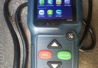 Review KW680 OBDII Automotive Car Truck Engine Scan Tool ON
