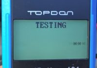Review TT TOPDON ArtiBattery 101 Digital 12 Volt Battery Tester