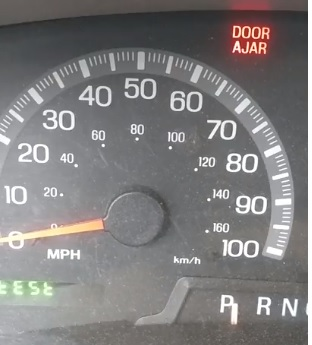 How To Read Ford Check Engine Light Without a Code Reader Step 3
