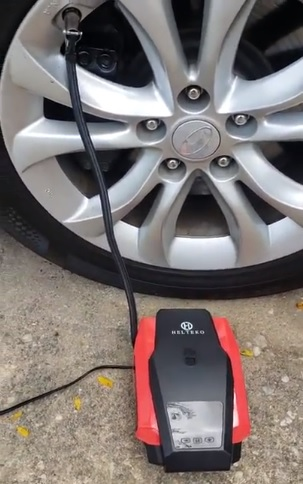 Best Portable Air Compressor for Car Tires 2