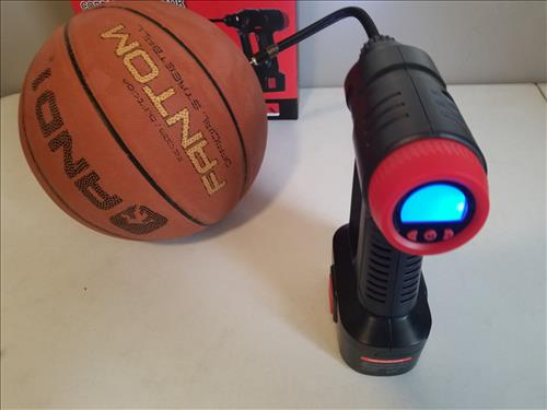 Review Audew Rechargeable Cordless Portable Ball