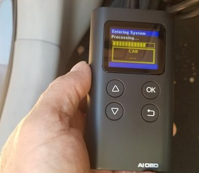 Review Launch AI OBD Enhanced Universal OBD II Scanner