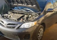 How to Change the Oil on a 2012 Toyota Corolla