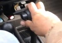 How To Start a Car with a Bad Neutral Safety Switch