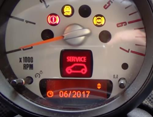 How to Reset the Service Maint Light 2011-2015 Mini Cooper