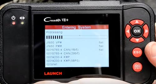 Best OBDII Scan Tools That Read Transmission Codes C Reader VII