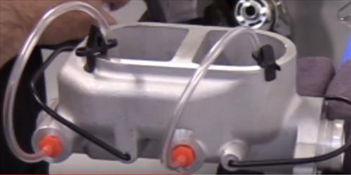 How To Bench Bleed a New Master Cylinder With Pictures