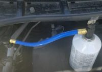 How To Add Refrigerant 2009-2013 Toyota Corolla Recharge the AC ALL