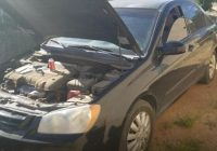 How To Add Refrigerant on a 2005-2009 Kia Spectra Recharge the AC