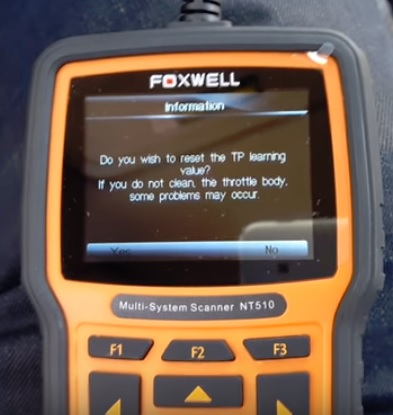 Best OBD2 Scan Tool for Honda Foxwell NT510 TP