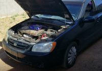 How To Change an Air Filter for a Kia Spectra 2005-2009