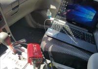 Review BESTEK 300W Power Inverter DC 12V to 110V AC Laptop