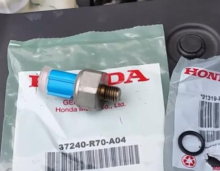 How To Fix Honda Engine Error Codes P3400 Sensor