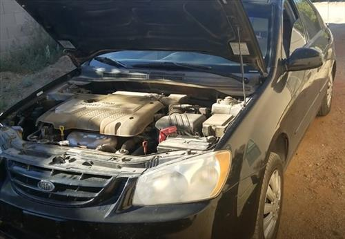 How To Change Oil on a 2005-2009 Kia Spectra