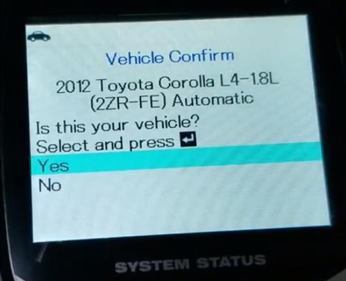 What is the Best OBDII Scan Tool for a 2012 Toyota Camry