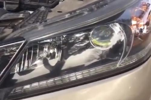 How To Replace the Headlight Bulb 2013-2017 Honda Accord Lights