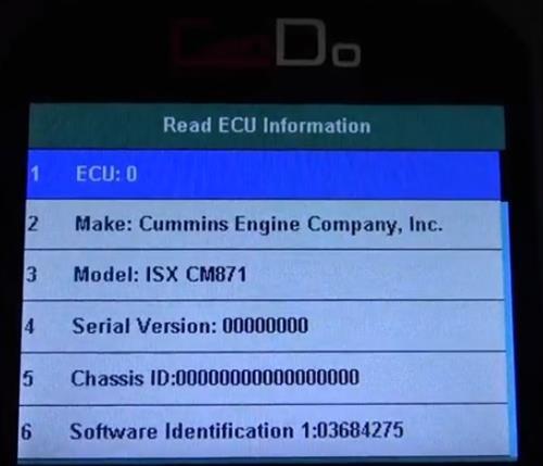 Best OBDII Diesel Scan Tools CanDo HD Code II 2