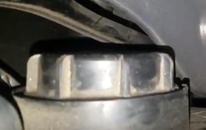 How to Replace Headlight Bulb 2011-2014 Hyundai Sonata Step 1