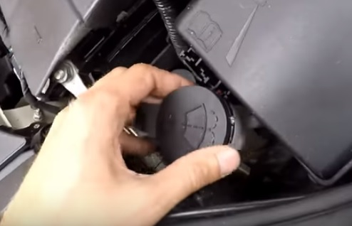 How to Replace Headlight Bulb 2012–2016 Chevy Malibu Step 2