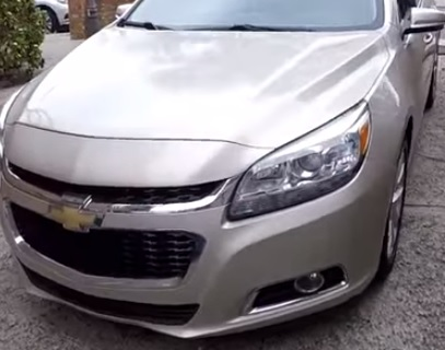 How to Replace Headlight Bulb 2012–2016 Chevy Malibu