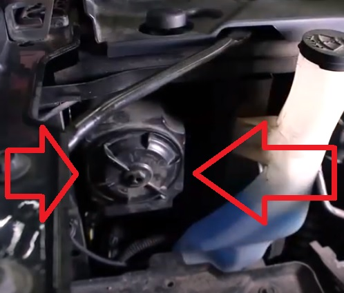 How to Replace Headlight Bulb 2014-2015 GMC Sierra Driver Side Step 2