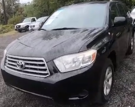 How to Replace Headlight Bulb Toyota Highlander 2007 2013