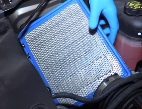 How to Replace Headlight Bulbs 2014-2019 Chevy Silverado Step 4