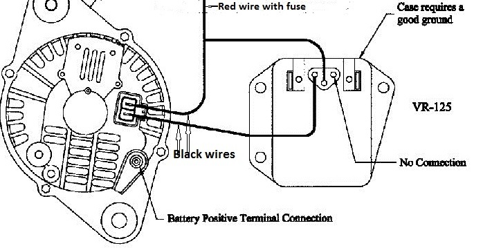 dodge alternator wiring how to build a external voltage regulator for dodge  jeep dodge cummins alternator wiring diagram external voltage regulator