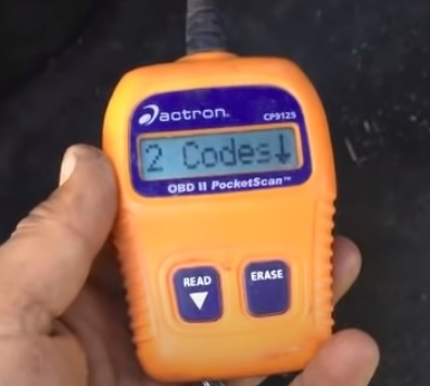 Best OBD2 Scanner Tool for the Money Actron CP9125 Pocket Scan