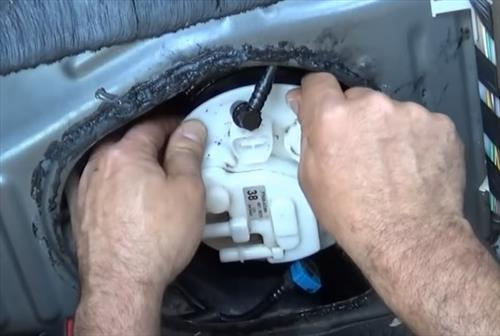 How To Replace 2012 Toyota Corolla Fuel Pump
