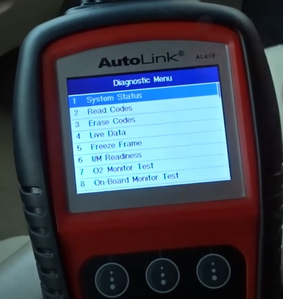 Best OBDII Scan Tools with ABS 2021 Autel AL619