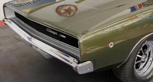 How To Buy a 1968-1970 Dodge Charger Grill