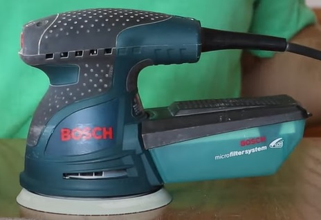 Best Orbital Sander for Auto Body Work Bosch ROS20VSC