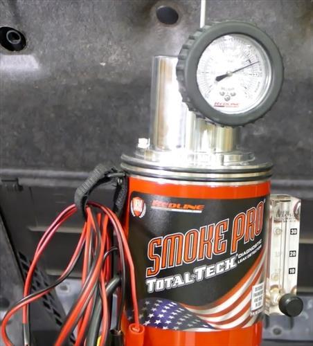Best Evap Smoke Machines To Find Vacuum Leaks Redline