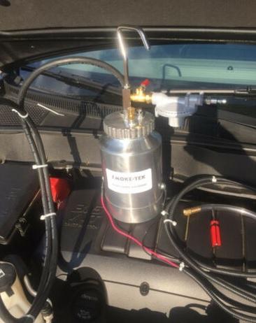 Best Evap Smoke Machines To Find Vacuum Leaks Smoke-Tek
