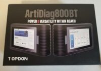 Review TOPDON ArtiDiag800BT OBD2 Scanner Wireless Diagnostic Tool