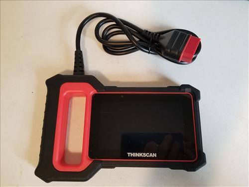 Review ThinkScan Plus S4 OBD2 Scanner Description