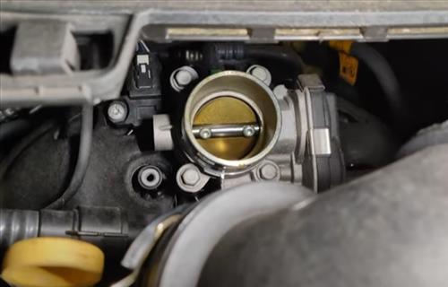 Throttle Body P1101