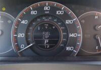 Fixes for Check Fuel Cap Honda Accord