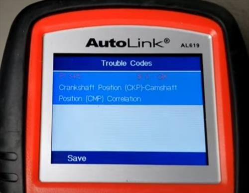What is a P1345 OBDII Engine Code